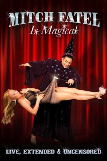 Mitch Fatel Is Magical Poster