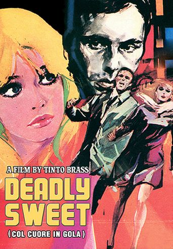 Deadly Sweet Poster