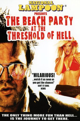 National Lampoon Presents The Beach Party at the Threshold of Hell Poster