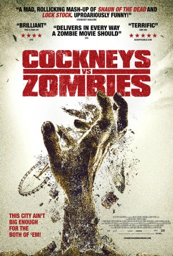 Watch Cockneys vs Zombies