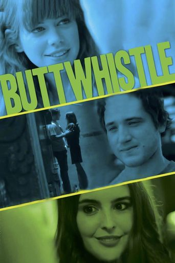 Buttwhistle Poster