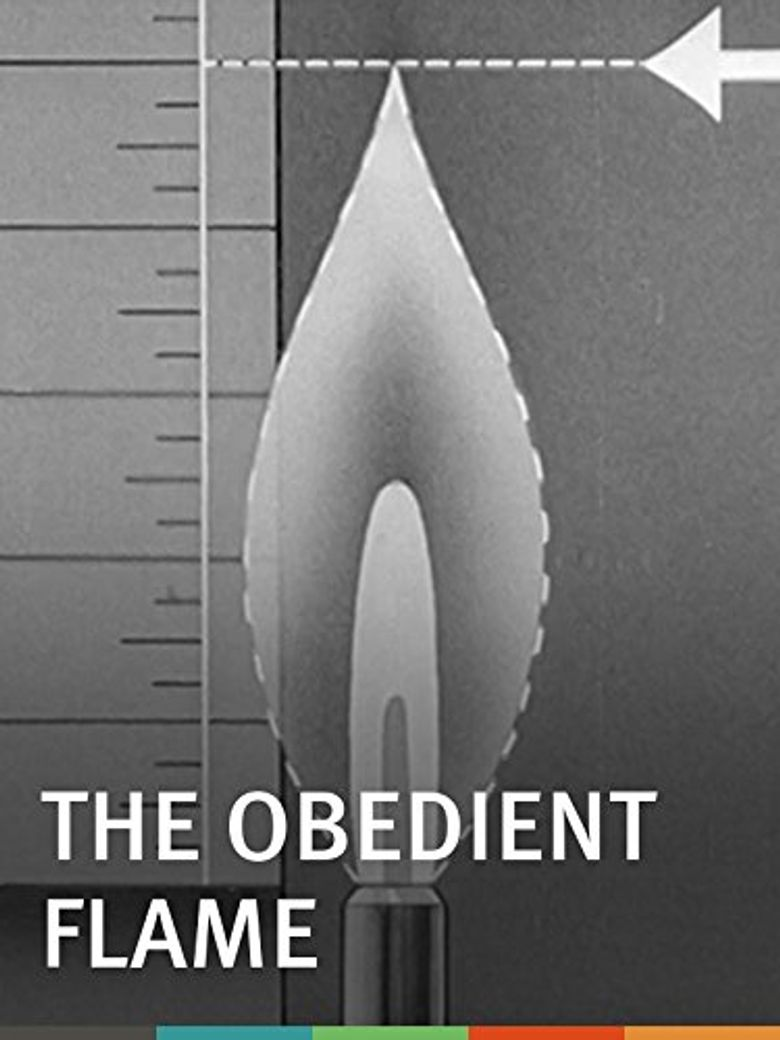 The Obedient Flame Poster