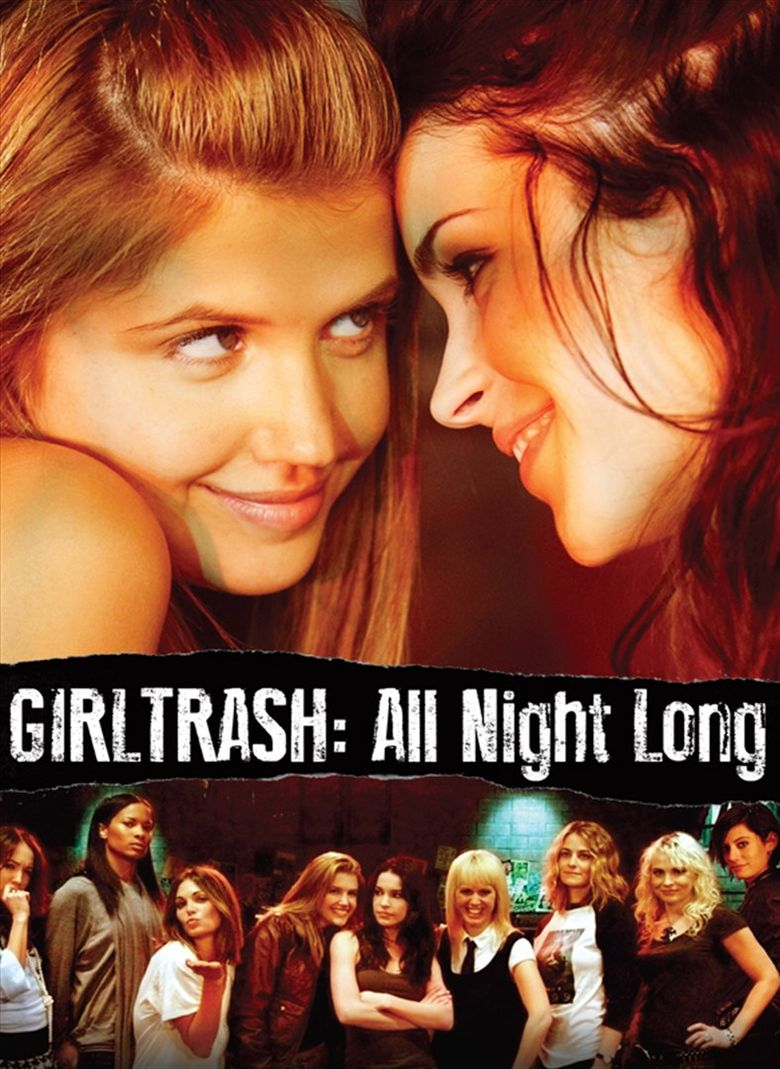 Girltrash: All Night Long Poster