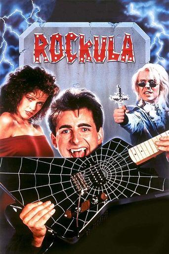 Rockula Poster