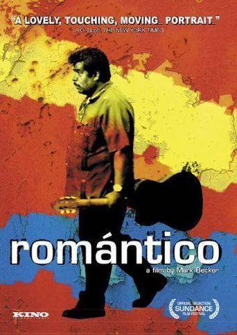 Romántico Poster