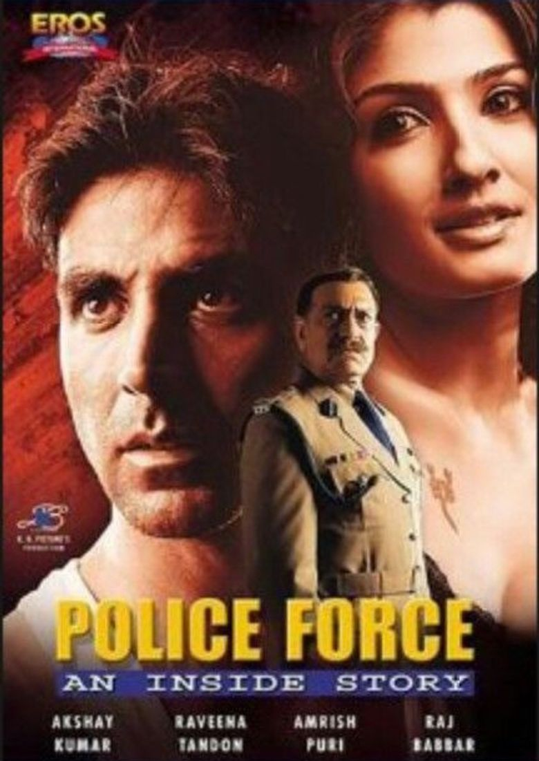 Police Force Poster