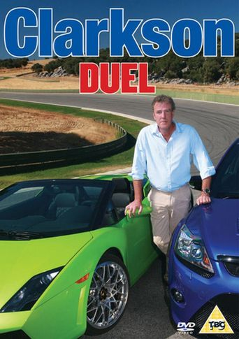 Clarkson: Duel Poster