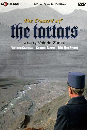 The Desert of the Tartars Poster