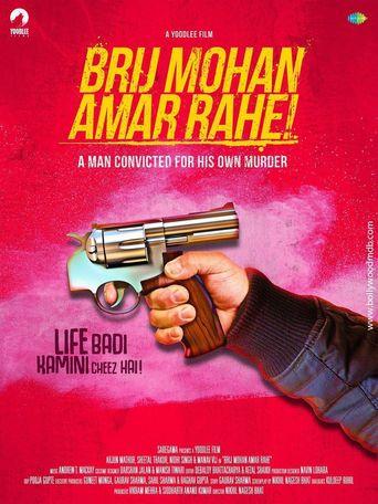 Brij Mohan Amar Rahe! Poster