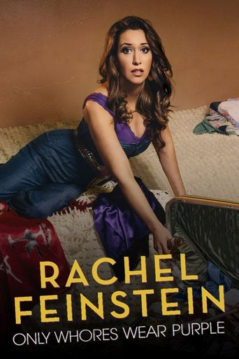 Rachel Feinstein: Only Whores Wear Purple Poster
