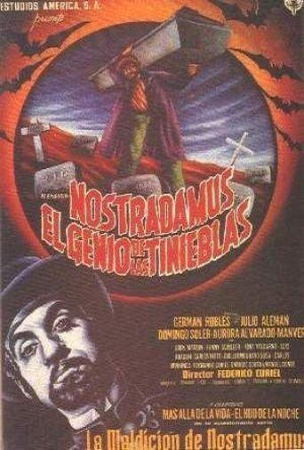 Nostradamus, el Genio de las Tinieblas Poster