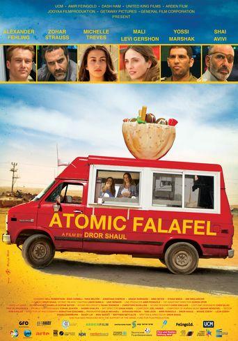 Atomic Falafel Poster