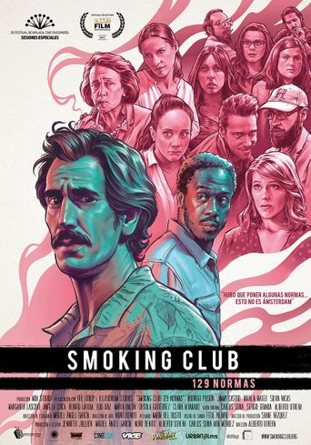 Smoking Club (129 normas) Poster
