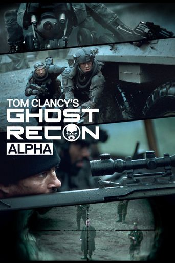 Ghost Recon: Alpha Poster