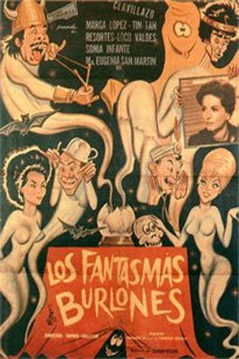 Los fantasmas burlones Poster