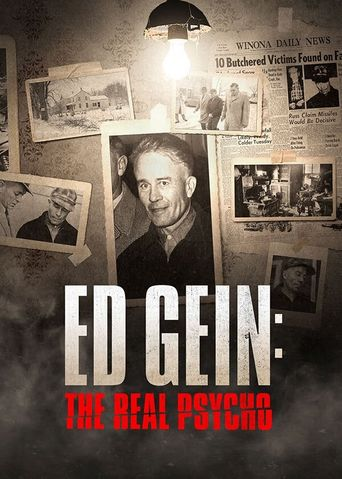 Ed Gein: The Real Psycho Poster