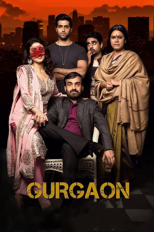 Gurgaon Poster