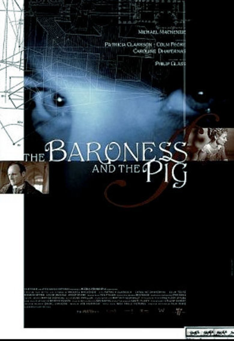 The Baroness and the Pig Poster