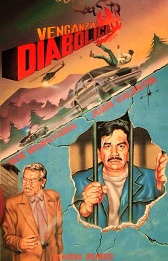 Venganza diabolica Poster