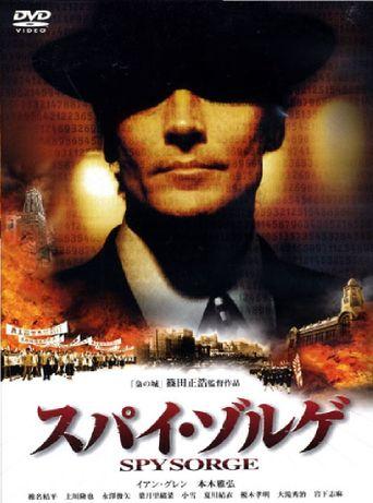 Spy Sorge Poster