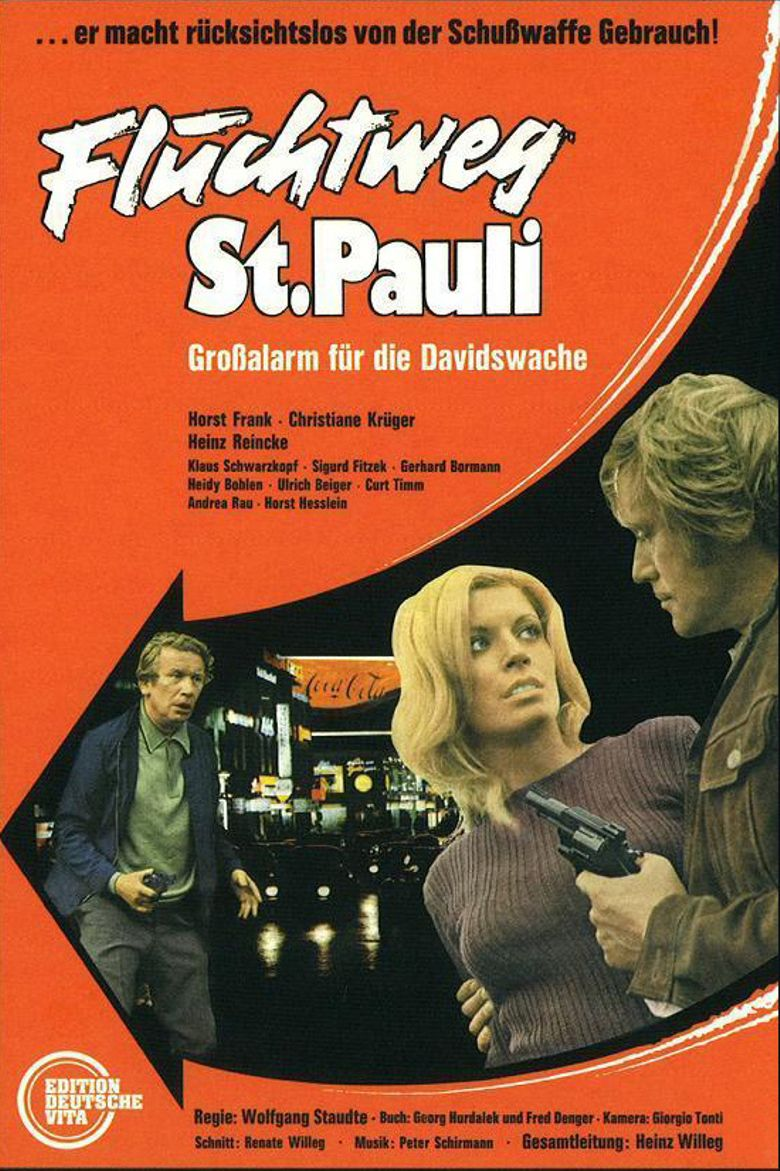 Hot Traces of St. Pauli Poster