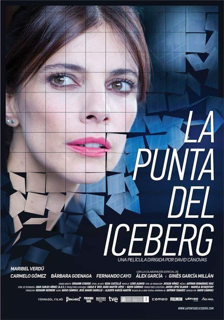 The Tip of the Iceberg Poster