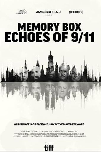 Memory Box: Echoes of 9/11 Poster