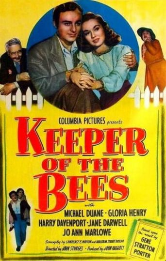 Keeper of the Bees Poster