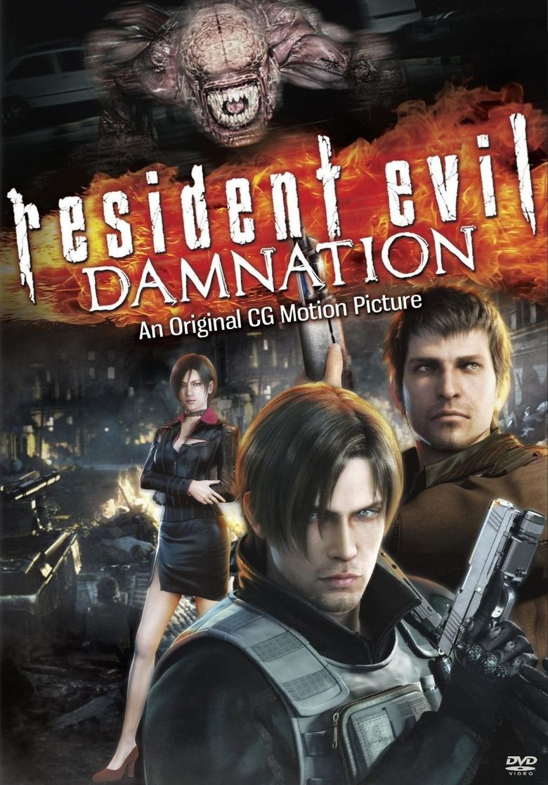 Resident Evil Degeneration 2008 Where To Watch It Streaming
