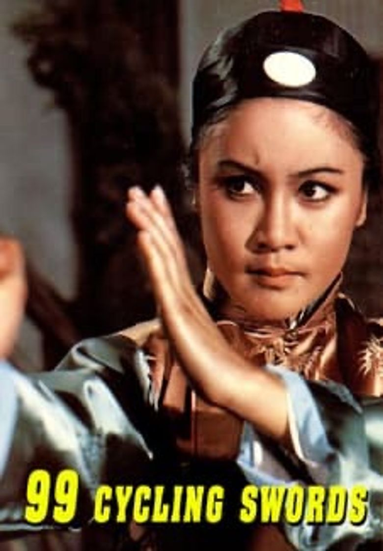 99 Cycling Swords Poster