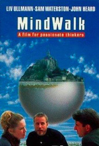 Mindwalk Poster