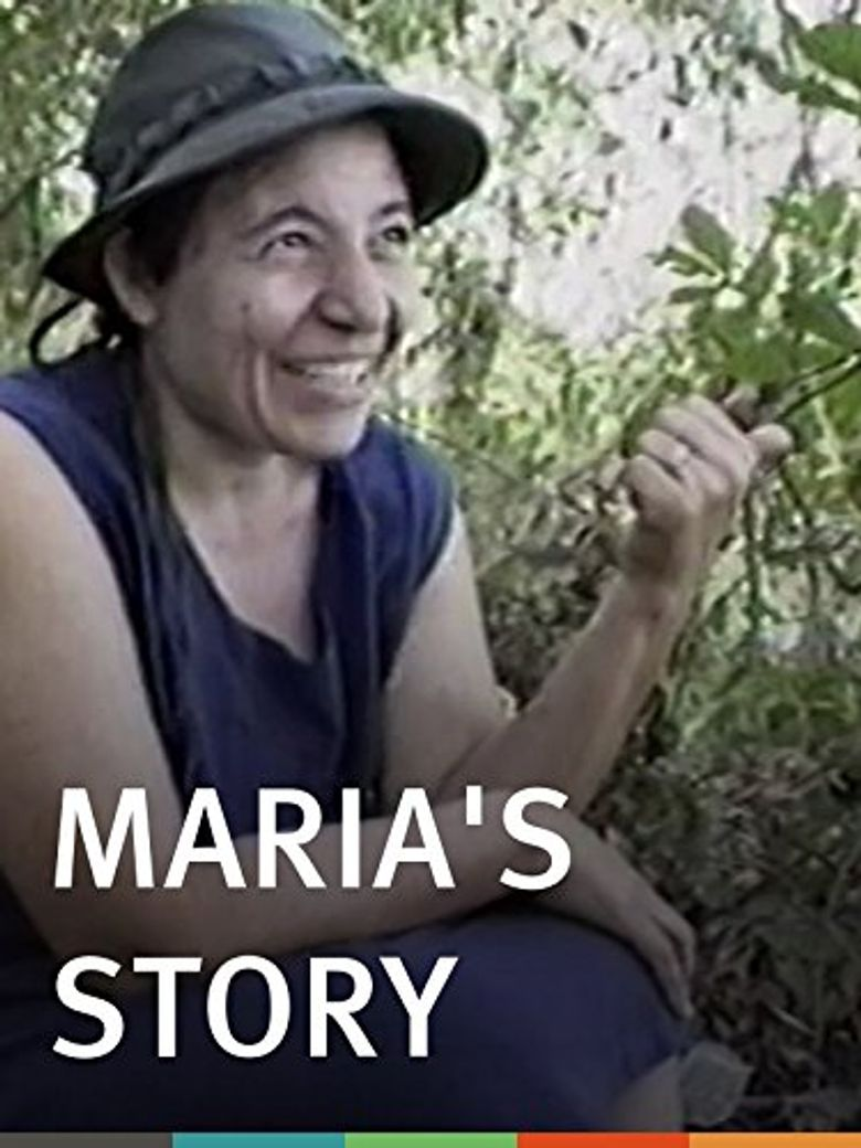 Maria's Story Poster