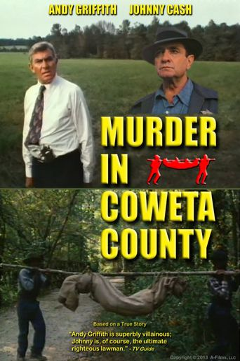Murder in Coweta County Poster