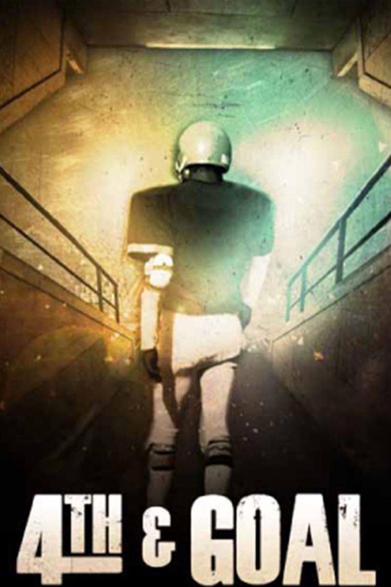 4th and Goal Poster