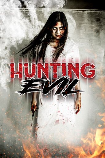 Hunting Evil Poster