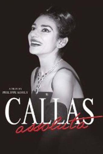 Callas Assoluta Poster