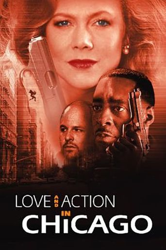 Love and Action in Chicago Poster
