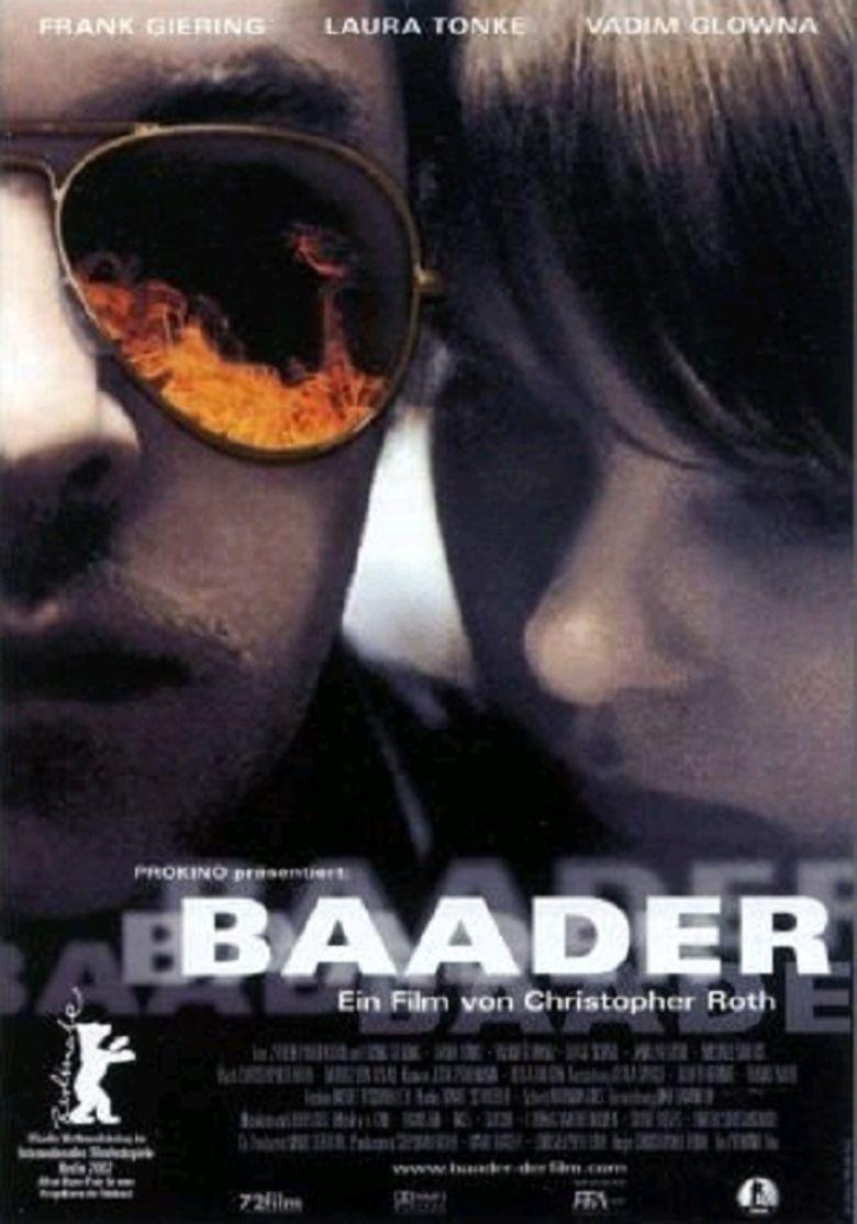 Baader Poster