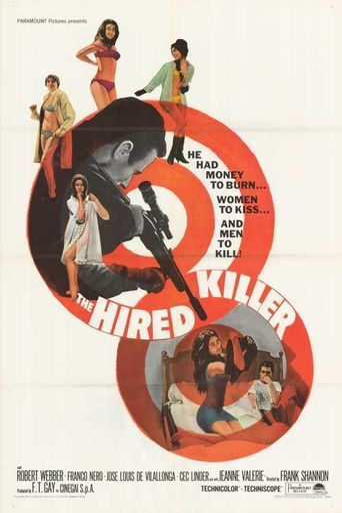 Hired Killer Poster