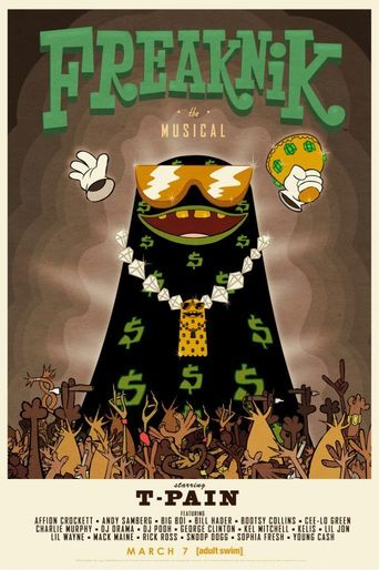 Freaknik: The Musical Poster