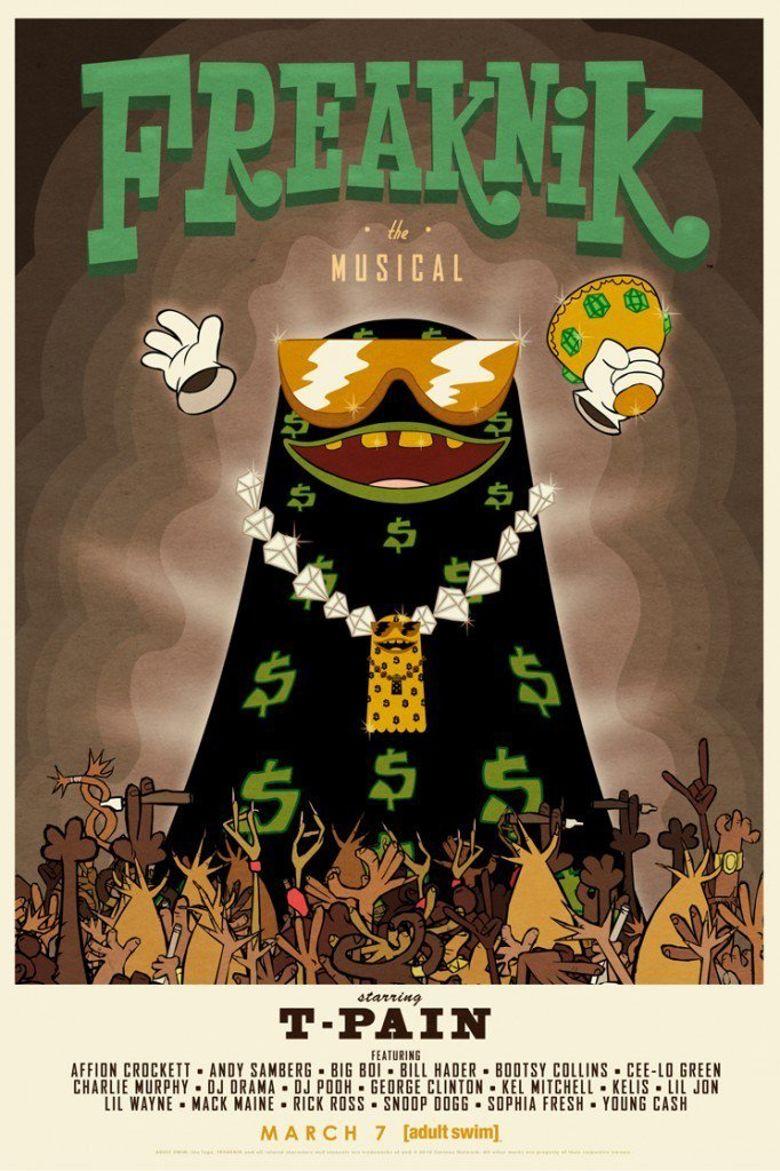 Freaknik: The Musical Poster
