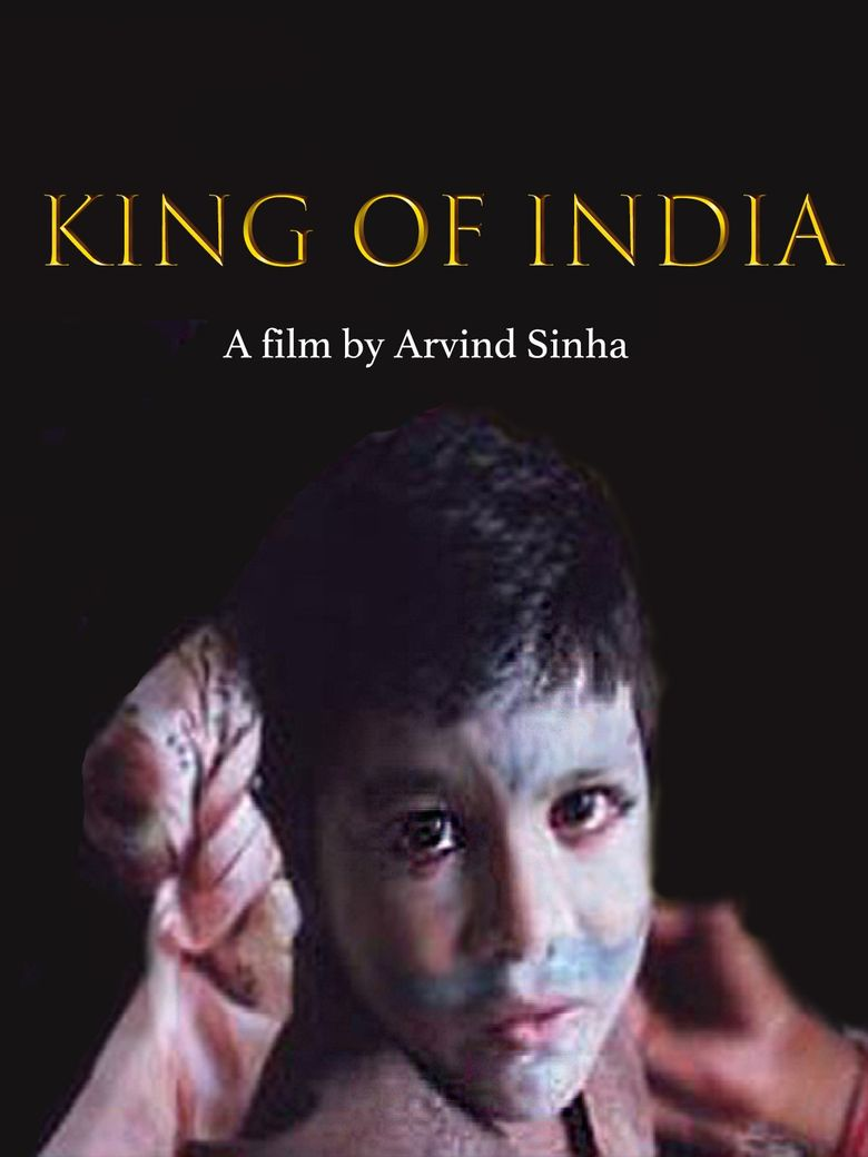 King of India Poster