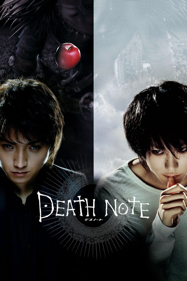 Death Note Poster