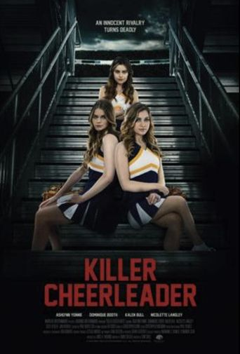Dying to be a Cheerleader Poster
