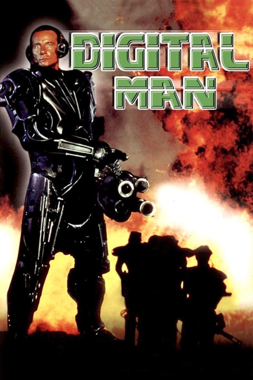 Digital Man Poster