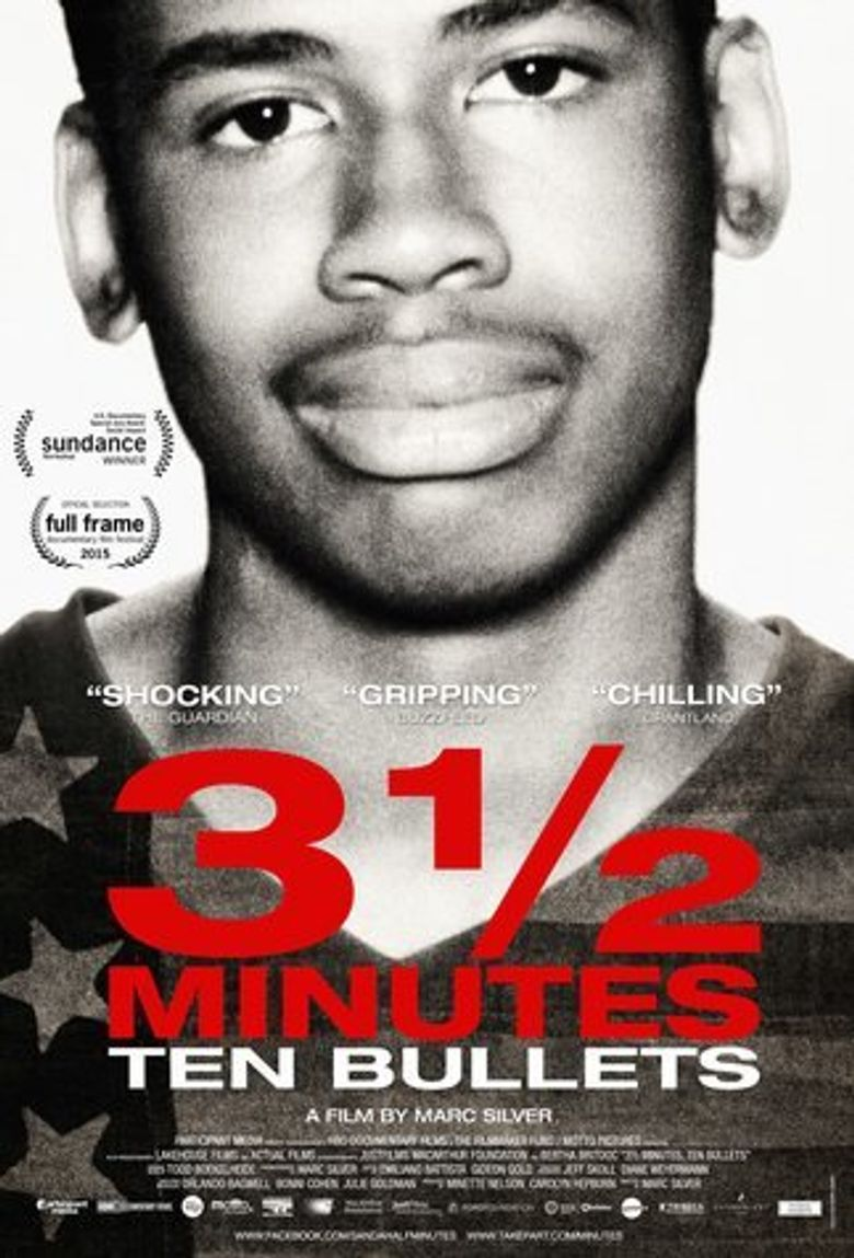 3 ½ Minutes, 10 Bullets Poster