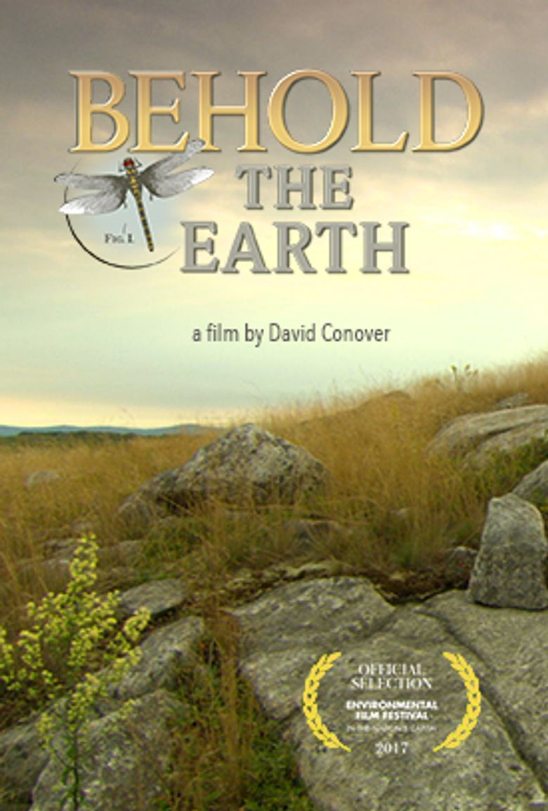 Behold the Earth Poster