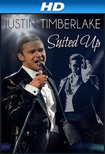 Justin Timberlake: Suited Up Poster
