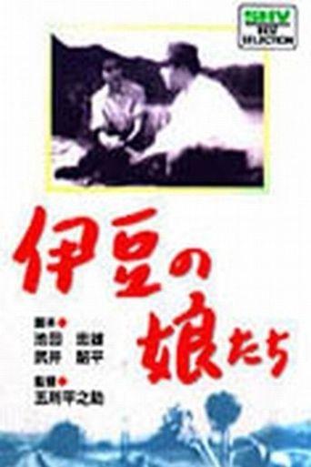Izu no musumetachi Poster
