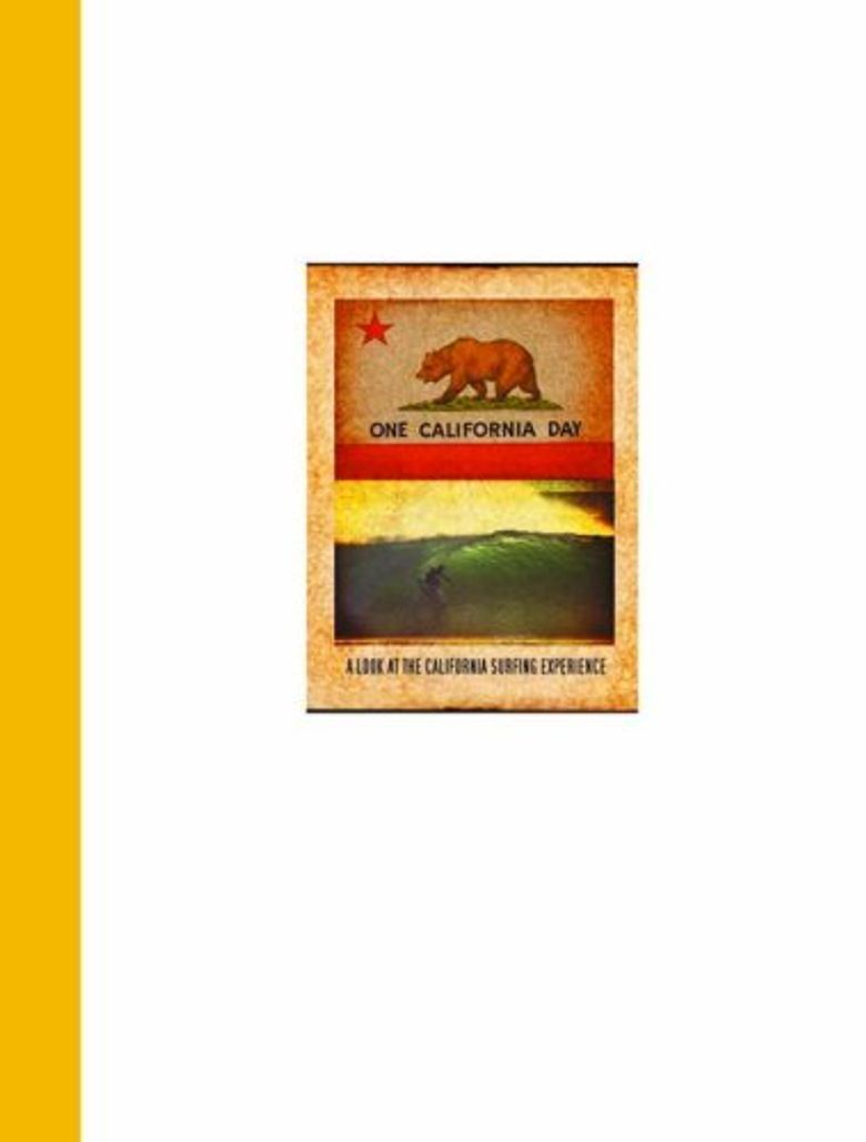 One California Day Poster